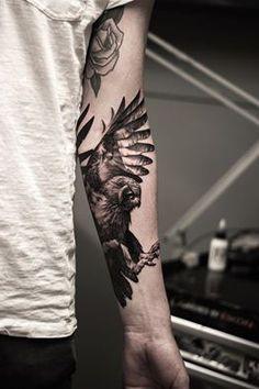 Tatouage réalisé par Oscar Akermo