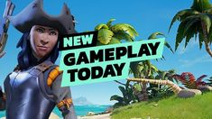 New Gameplay Today  Sea Of Thieves Beta