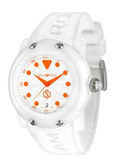 (Limited Supply) Click Image Above: Glam Rock Women's Crazy Sexy Cool Light Silver Guilloche Dial White Silicon Watc Rock Watch, Casual Watches, Glam Rock, Quartz Watch, White Ceramics, Bracelet Watch, Crystals, Cool Stuff, Silver