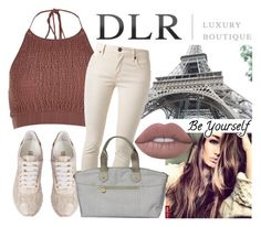 """""""#163 DLR"""" by charlotte-sk ❤ liked on Polyvore featuring Lime Crime, River Island, Burberry, Casadei, Borbonese and dlr"""