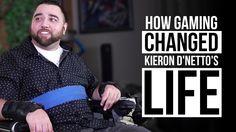 How Gaming Changed Kieron D'Netto's Life #RigForKieron #Intel