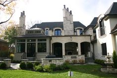 Traditional Exterior Photos French Provincial Design, Pictures, Remodel, Decor and Ideas - page 108