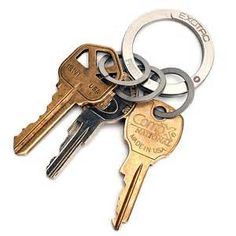 We rekey and make extra copy's of keys for residential homes , locks and cars