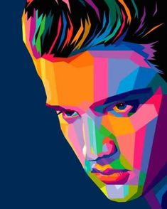 Elvis Presley - Colors