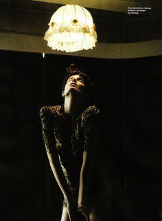 Photo: Willy vanderperre  Model: Iris Strubegger