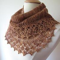 Leaf Cradling ... by Uma Padu | Knitting Pattern
