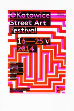 Katowice Street Art Festival 2014 on Behance