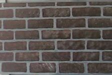 Complete tutorial for painting a faux brick wall