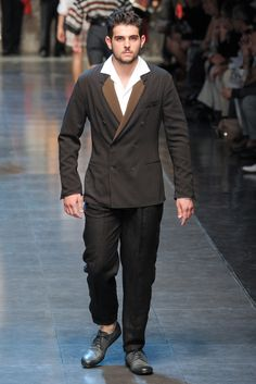 Dolce & Gabbana | Spring 2013 Menswear Collection | Style.com