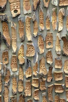 Dremel Wood Carving Ideas - WoodWorking Projects & Plans #WoodworkProjects