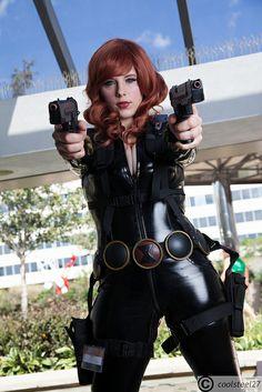 Black Widow Comic Con Cosplay, Marvel Cosplay, Best Cosplay, Black Widow Cosplay, Spice, Creativity, Punk, Sugar, Poses