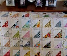 pieceful: Family signature quilt