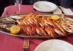 Valadouro en Madrid: Gambas, Gambones y mucho más marisco para chuparse los dedos | DolceCity.com
