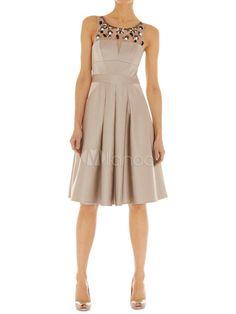 [R$170,69] Vestido plissado sem mangas frisada Damasco mulher maravilhosa