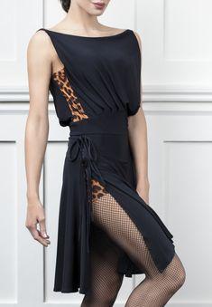Espen for Chrisanne Clover Tulsa Latin Dress | Dancesport Fashion @ DanceShopper.com