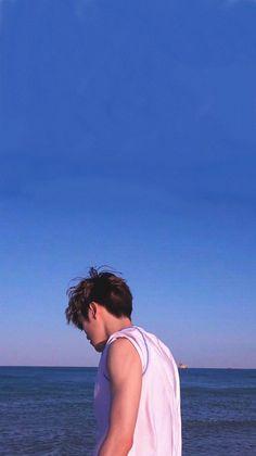 Nct 127, Jaehyun Nct, Beach Wallpaper, Valentines For Boys, Jung Yoon, Jung Jaehyun, Taeyong, Boyfriend Material, K Idols
