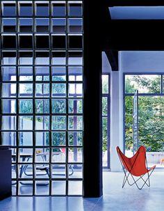 pareti03 | Innenräume | Fotogalerie Fotogalerie | Seves glassblock