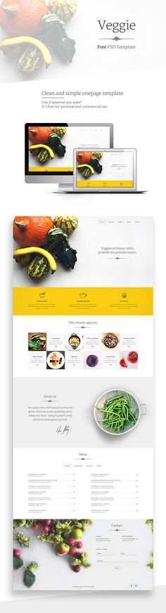 veggie-free-psd-template                                                                                                                                                                                 More