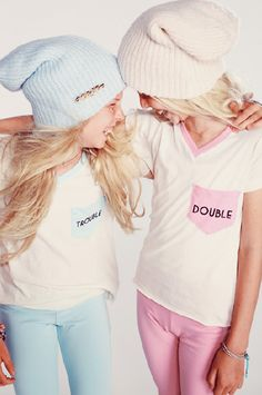 FIRST LOOK: Barbie Collection for Wildfox Couture + Wildfox Kids Resort