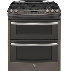 "My dream oven!!!!!!  PGS950EEFES | GE Profile™ Series 30"" Slide-In Double Oven Gas Range 