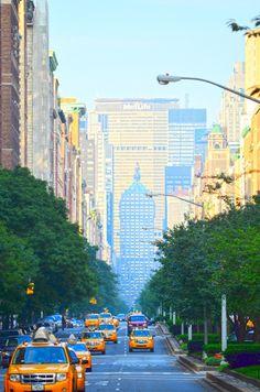 En otra vida?De aqui seguro,donde hay taco jejeje,toda una señorita de socidad.Park Avenue, Upper East Side. NYC now.