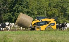 #Agriculture made easy with #Cat loaders