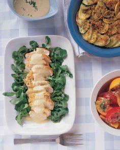Chicken Tonnato Recipe   Martha Stewart