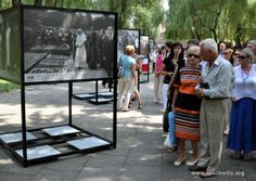 "On July 2, 1947, the Polish Sejm adopted a law on the establishment of the Auschwitz Museum and Memorial Site on the grounds of the former German Nazi concentration and extermination camp. While celebrating the 65th anniversary a new exhibition ""Auschwitz. Memory. World,"" was opened."