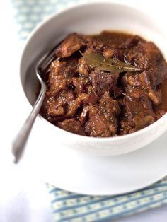 Recette Carbonades flamandes traditionnelles (Flemish beef stew) (Recipe in French)