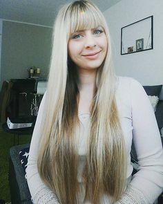 """17 Likes, 1 Comments - Lange Haare   Inspirationen (@__langehaare) on Instagram: """"@jessie_nemorosa #langehaare #langhaarfrisuren #lange #haare #haarschnitt #frisuren…"""""""