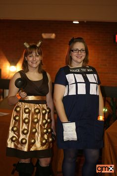 Dalek Dalek, Cosplay, People, How To Wear, Fashion, Moda, Fashion Styles, People Illustration, Fashion Illustrations