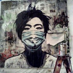 Eddie street art San Francisco
