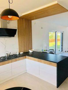 Kitchens, Kitchen Cabinets, Design Inspiration, Furniture, Home Decor, Modern Kitchens, New Houses, Windows, Garden