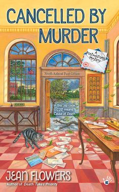"""""""MAKE THIS MYSTERY SERIES YOUR PRIORITY.""""—Janet Cantrell, national bestselling author of the Fat Cat mysteries"""