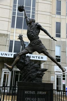 The United Center. The home that his Airness himself Michael Jordan won 6 championships with the Bulls.
