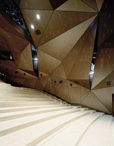 Stuttgart State Theater by Klaus Roth Architekten.
