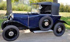1932 Citroën 5 HP coupé docteur