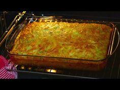Gyorsabb recept nem létezik! Krumplis-paprikás falatok, tökéletes ízvilággal| Ízletes TV - YouTube Cake Factory, Lasagna, Quiche, Chili, Ethnic Recipes, Recipes, Vegetable Pie, Deserts, Entrees