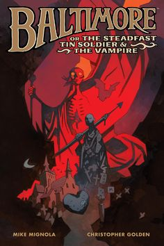 """Lord Baltimore Returns in """"Baltimore: The Cult of the Red King."""""""
