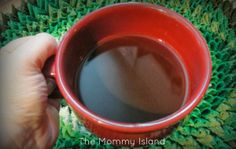 The Mommy Island: Raising The Cup To Working Moms! #MC #Sponsored Enjoying a yummy cup of Caza Trail single serving coffee!