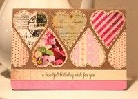 A Project by TracieClaiborne from our Cardmaking Gallery originally submitted 02/08/13 at 12:35 AM