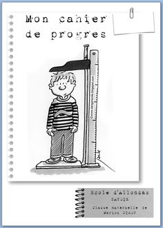 Cahier de progrès