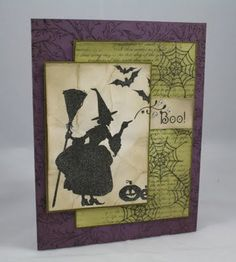 Anya - Life is What You Make It: Witchy Boo!