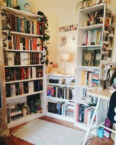 Decoração: Estante de livros – It Baphônica