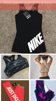 On a budget, but want to look on point? Now you can! Shop all workout gear at up to 70% off! Click image to get free app now. As seen on MTV News & Good Morning America.