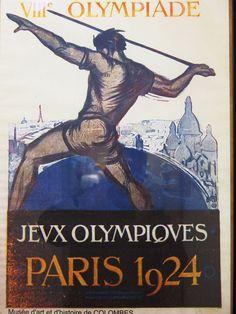 #Paris1924 #Paris2024 #JJOO