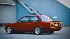 BMW Classic e30-Another fave of mine!