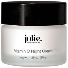 Jolie Vitamin C Night Cream VibranC Creme Hydrating Facial Moisturizer * Be sure to check out this awesome product.