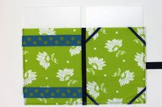 Nancy Zieman iPad Case With Reading Straps Tablet Keeper Template by Clover