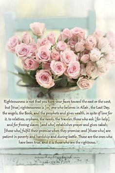 Islamic IMG: Righteous | hashtaghijab.com
